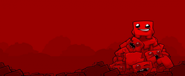 Super Meat Boy <span id=