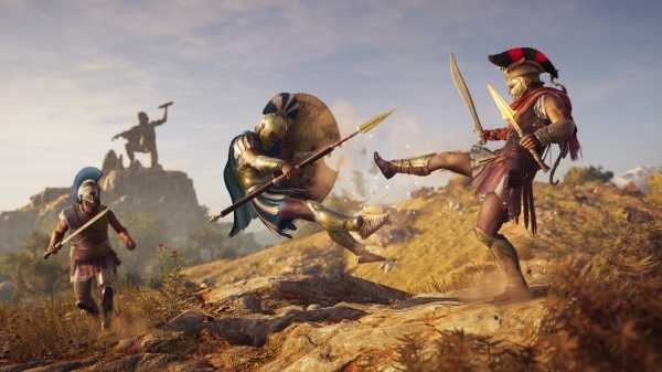 Превью Assassin's Creed Odyssey