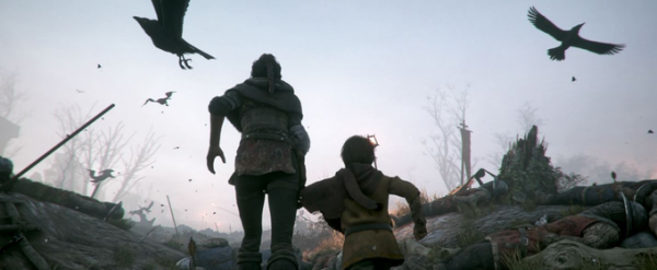 A Plague Tale: Innocence <span id=